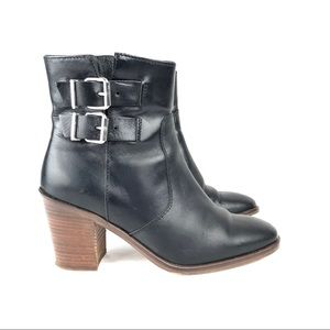 J.Crew Dean Ankle Buckle Boots Size 7